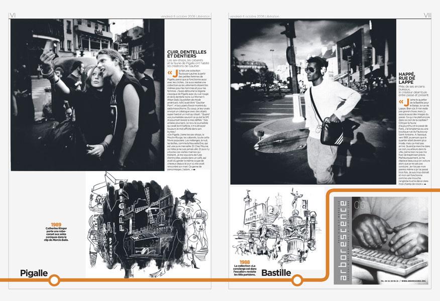 Jean Paul Gaultier, ma traversée de Paris.-4